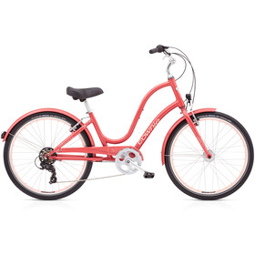 "Electra Townie 7D EQ 26"" Women, curry"